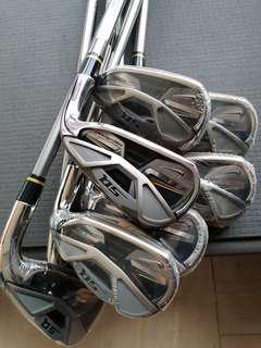 Nike Golf SQ Machspeed Graphite Irons