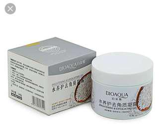 BioAqua Exfoliating Rice Gel (Body & Face Scrub)