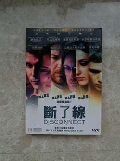 DVD Disconnect (2隻包郵)