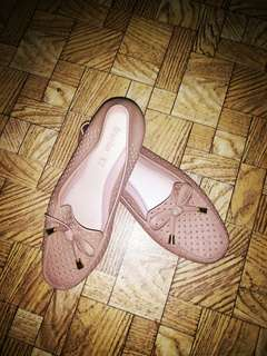 Pink Salmon close shoes