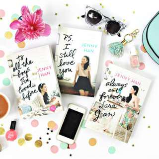 Free! To All the Boys I've Loved Before Trilogy - Jenny Han PDF File