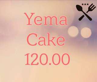 Yema cake minimum of 5pcs per order :)