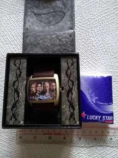 Pepsi Watch 百事可樂球星手錶