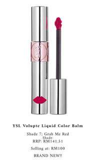 YSL Volupte Liquid Color Balm