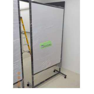 Office Essential Glass Board Office Partition-Furniture