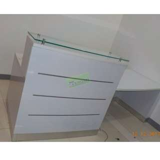Reception Counter*CUSTOMIZE*Office Furniture-Partition
