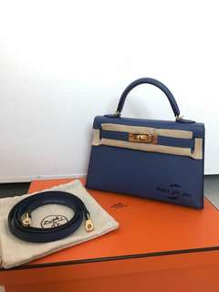 全新 HERMES Mini Kelly II