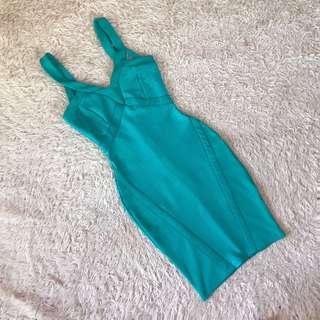 Jane Norman London Bandage Bodycon Dress