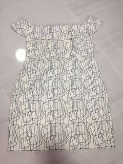 BNWT Love Bonito Patterned Dress