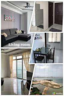 Ocean palm condominium Melaka