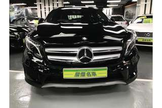 MERCEDES-BENZ GLA250 4MATIC AMG
