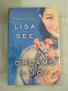 Handcover Dreams of Joy by Lisa See