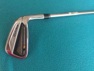Stick Golf Taylor Made Iron No. 7 Steel.