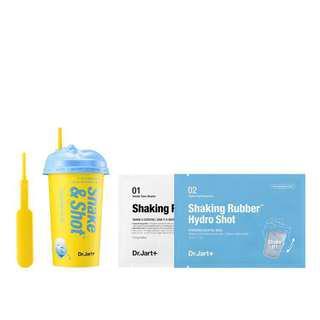 Dr Jart - shake & shot hydro shot shaking rubber mask