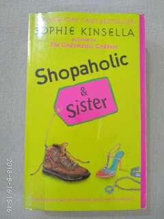 Shopaholic and Sisters by Sophie Kinsell