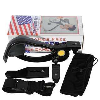 Hand Free Shoulder Support Pad for Video Camcorder DSLR