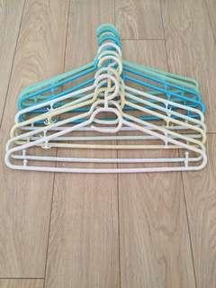 Durable Plastic Hangers