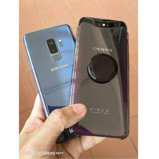 Galaxy S9+ S9 Plus 128GB SME MY Set