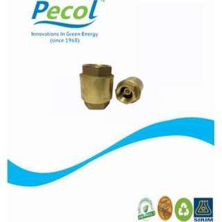 """PECOL NON-RETURN VALVE (3/4"""") FOR WATER HEATER"""