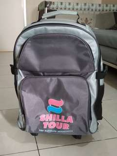 Travel Bag with Trolly