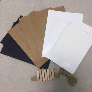 紙質相框 #GOGOVAN50