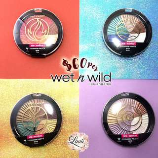 New✨Limited Edition ✨Wet N Wild Zodiac Collection- Color Icon Eyeshadow 🇺🇸 .