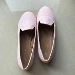 RUBI Pink Flastshoes (Size 38) NEW
