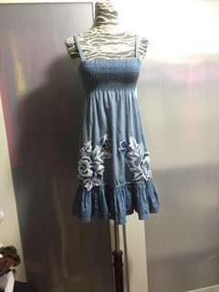 Denim Dress ( no bargaining)