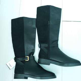 Pull and bear winter  boots  brand  new