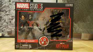 Ant man Marvel Studios 10th Anniversary