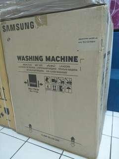 Mesin cuci samsung Front loding all tipe dan ukuran bisa kredit