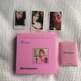 twice - twicetagram kpop album