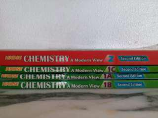 hkdse chemistry a modern view second edition