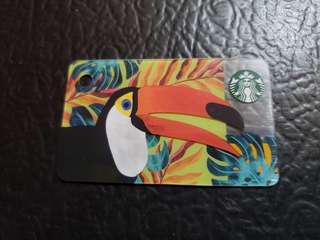 NEW Latest edition Starbucks card mini 2018