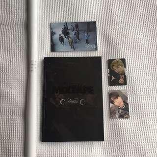 stray kids - mixtape kpop mini album