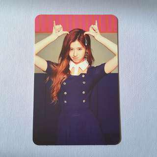 [wts/wtt] Twice Sana Signal Pose Photocard