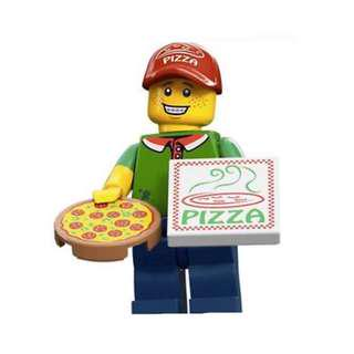 [SEALED] Lego Minifigure Series 12 Pizza Delivery Guy