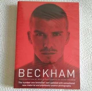 David Beckham My World Photography 碧咸相集