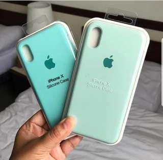 SAME DAY DELIVERY Apple Silicone Case Fully Covered iPhone 6 7 8 plus X