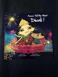 Amma Tell me About Diwali