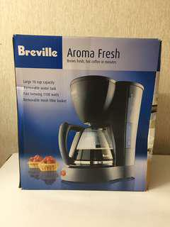 Breville Aroma Fresh Electric Coffee Maker