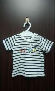 全新棉質Peanuts 🥜 T Shirt(80、90、100、110、120碼) 送平郵