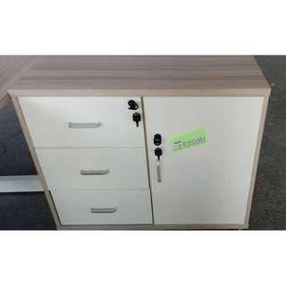 Mobile Pedestal FILING CABINET Office Partition Furniture