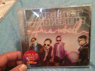 Far East Movement  CD