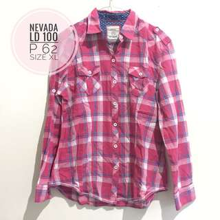 Nevada Plaid Shirt