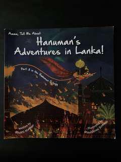 Amma Tell Me About Hanuman's Adventures in Lanka