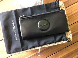 Mimco Fold Wallet BNWT