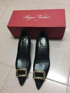 Roger Vivier Suede Shoes