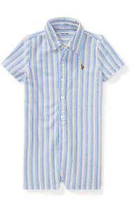 BNWT Ralph Lauren stripe shortall (24m)