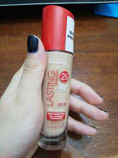 Rimmel foundation (new) free postage